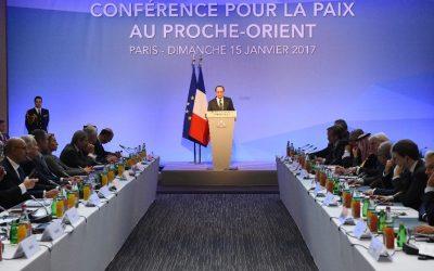 Pariser-Konferenz 2017 – Endlösung für Jüdischen Staat?