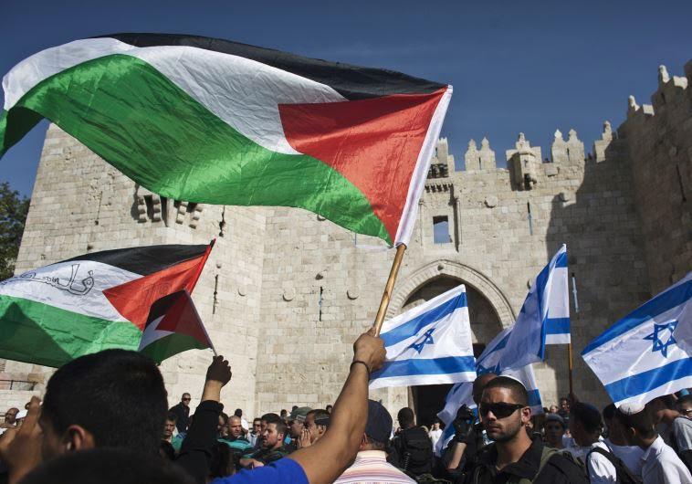 ISRAEL oder PALÄSTINA?