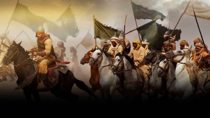 1300 Jahre Islam in 5 Minuten