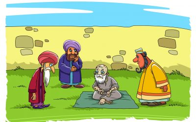 Wer regiert Israel Gott oder Satan?