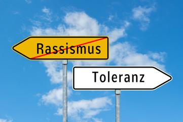 Toleranzum jeden Preis?