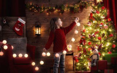 Lass Weihnachten leuchten!