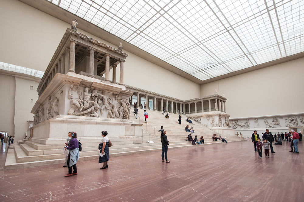 Pergamon-Altar in Berlin