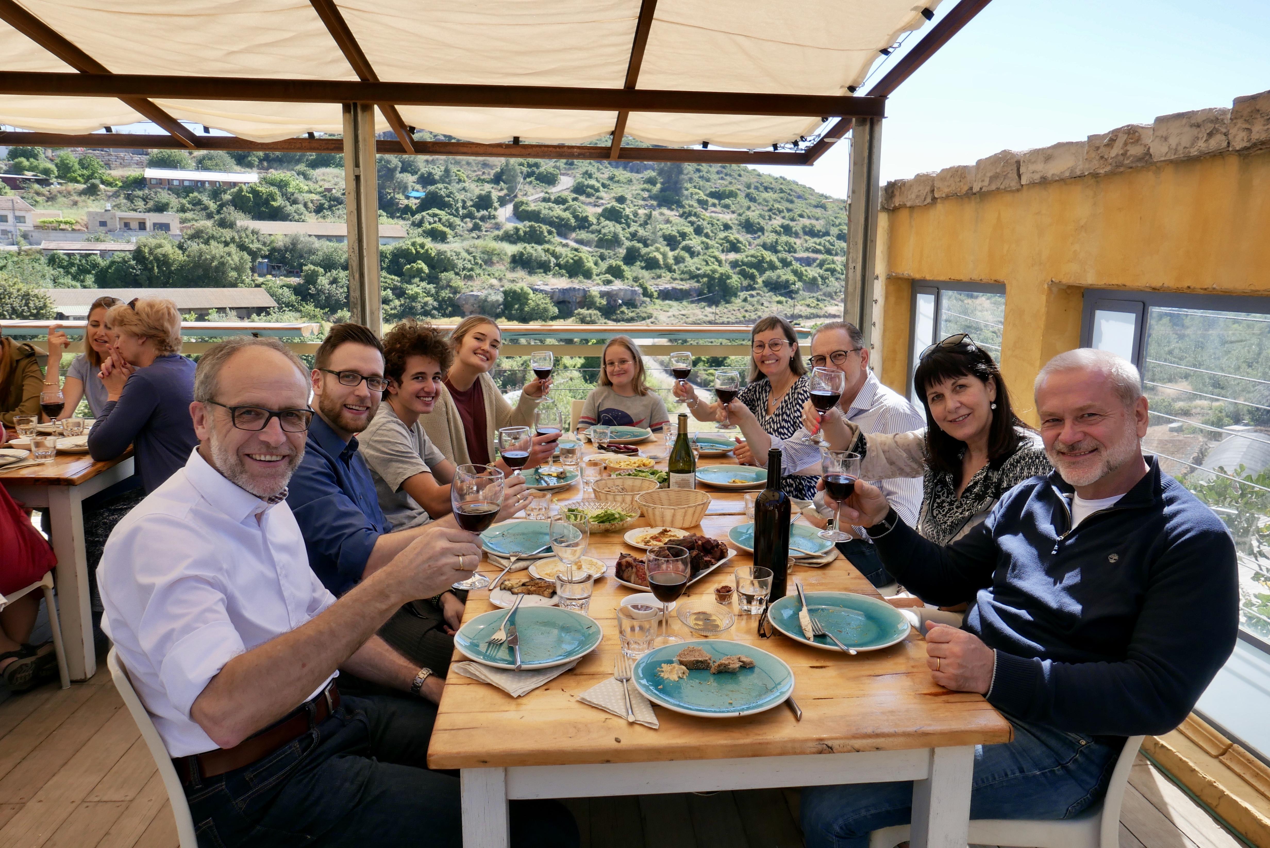Restaurants die nur Israelis kennen