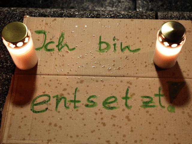 Anschlag gegen Juden in Deutschland