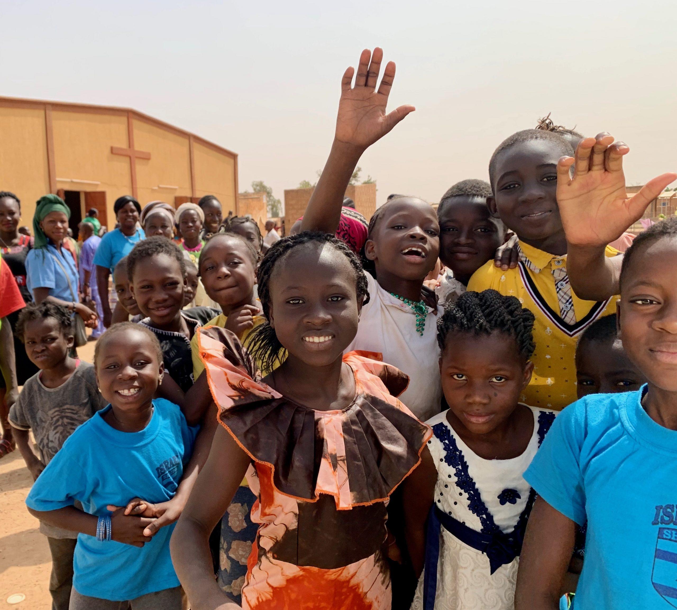 Abschied von den wunderbaren Menschen in Burkina Faso