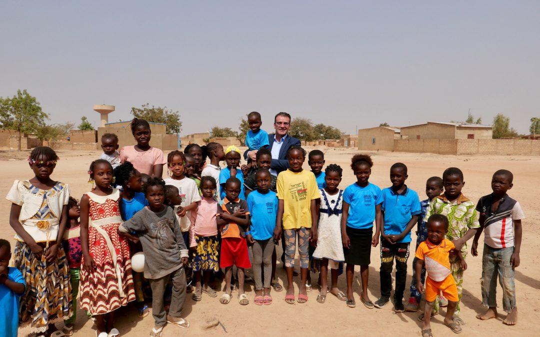Meine acht Tage in Burkina Faso