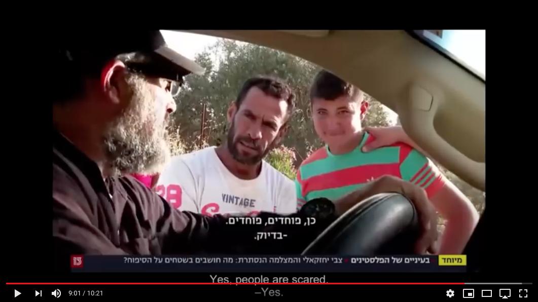 Was denken die Palästinenser wirklich über Israel?