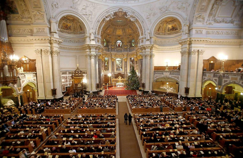 Berliner Dom 2002