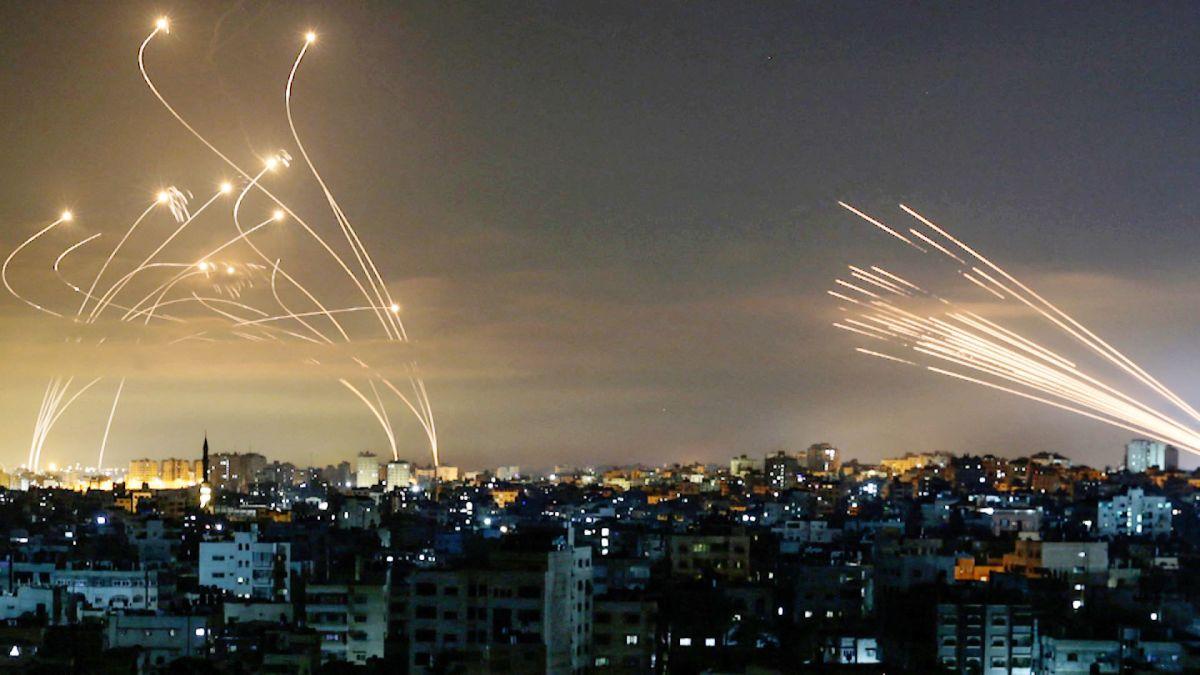 Raketen aus Gaza